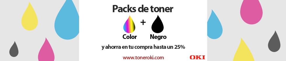 Packs negro+color