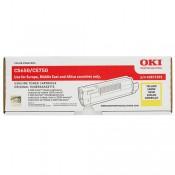 Toner OKI C5750 Amarillo 2k