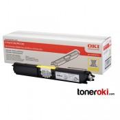 Toner OKI C130 Amarillo 2.5k