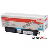 Toner OKI C130 Cyan 2.5k
