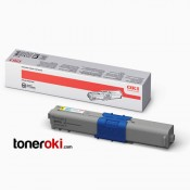Toner OKI C321 Amarillo 1.5k