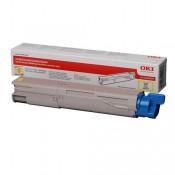 Toner OKI C5400 Amarillo 3k