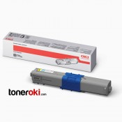 Toner OKI C511 Amarillo 2k