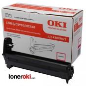 Tambor OKI C610 Magenta 20k