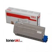 Toner OKI C7200 Cyan 10k