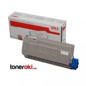 Toner OKI C7300 Negro 10k