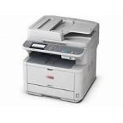 Impresora Multifuncion Laser Monocromo A-4 OKI MB491dn