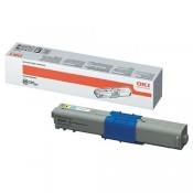 Toner OKI MC352 Amarillo